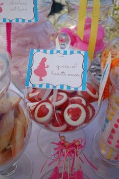 Alice in Wonderland Tea Party Birthday Party Ideas   Photo 2 of 25   Catch My Party
