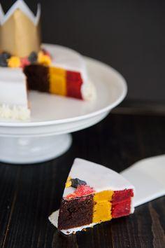 Gâteau pour la fête nationale belge...