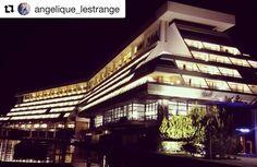 #MelitonHotel by night!  #PortoCarras #summerishere #vacation #halkidiki #sithonia