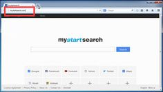 Mystartsearch.com is a fake search engine that gets installed on computer mainly bundled with freeware you download from the Internet.