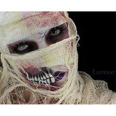 MUMMY MAKEUP                                                                                                                                                     More