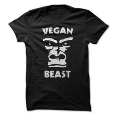 Vegan Beast T-Shirts, Hoodies. BUY IT NOW ==►…