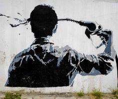 Kim Michel - Graffiti Art