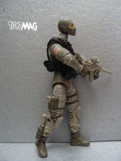 ToyzMag.com » Hasbro G.I. Joe Retaliation : Beach Head (Dojo Battle 3-pack)