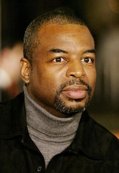 LeVar Burton- He was my first crush and Reading Rainbow was the tv show that made me fall in love with literature. What else need I say? Oh... He was also Lt. Geordi La Forge, Chief Engineer of the U.S.S. Enterprise... um... yeah I follow him like that...