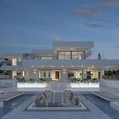 41 most expensive fancy houses design in the world you will be like it 18 Office houses design plans exterior design exterior design houses home architecture house design houses Dream Home Design, Modern House Design, House Structure Design, Villa Design, House Ideas, Fancy Houses, Modern Houses, Luxury Homes Dream Houses, Dream Homes