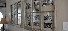 Dicas de artesanato com janelas antigas