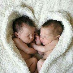 Mooi idee voor een tweeling
