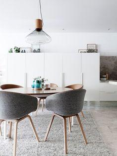 Boa ideia para mesa e cadeiras