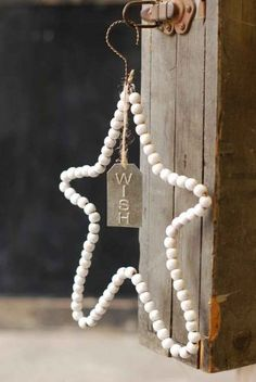 """Wish Upon A Star"" Decorative Beaded Window Wish Catcher / Soul Star $19.99"