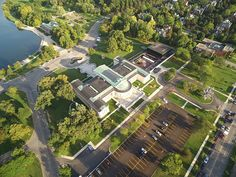 albright-knox selects OMA/shohei shigematsu for museums AK360 expansion