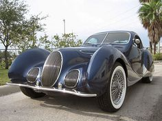 """Talbot-Lago T150SS """"Teardrop"""" Coupe • 1938 • France"""