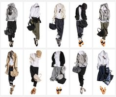 Winter Mode Outfits, Winter Fashion Outfits, Love Fashion, Korean Fashion, Fall Outfits, Autumn Fashion, Womens Fashion, Fashion Trends, Capsule Outfits