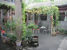 Hutong Village Beijing. This place had amazing food