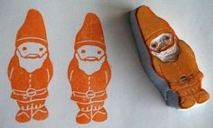 carve rubber stamps