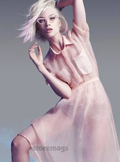 """A Study in Pastel"": Olivka by Troyt Coburn for Marie Claire Australia"