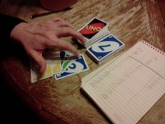 2/18/13 - UNO in the afternoon