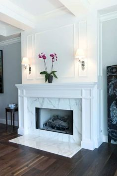 Fantastic Photographs Corner Fireplace redo Ideas Place fire places give plethora benefits to persons with collecting locations fantastic or small. Corner Gas Fireplace, Fireplace Redo, Fireplace Remodel, Modern Fireplace, Living Room With Fireplace, Fireplace Design, Fireplace Ideas, Basement Fireplace, Craftsman Fireplace