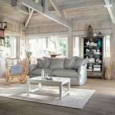 Muebles y decoración de estilo Atlántico y marinero   Maisons du Monde