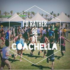 Coachella here we come!