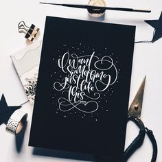 Your place to buy and sell all things handmade Doodle Lettering, Creative Lettering, Brush Lettering, Lettering Design, Brush Pen Calligraphy, Calligraphy Letters, Typography Love, Typography Letters, Bullet Journal Ideas Pages