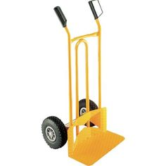 Faithfull Heavy Duty Lift Truck Trolley 300kg Traditional heavy-duty truck suited to the tough daily use required by regular users such as factory workers and warehousemen. Fitted with pneumatic rubber tyres for increased user comfort and better  http://www.MightGet.com/february-2017-2/faithfull-heavy-duty-lift-truck-trolley-300kg.asp