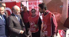 #GÜNDEM İBB Başkanı Topbaş, hem Evet hem Hayır çadırını ziyaret etti: 16 Nisan referandumuna günler kala İstanbul Büyükşehir Belediye…