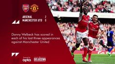 We're LIVE at Emirates Stadium with analysis and social media reaction after our 2-0 win over Manchester United