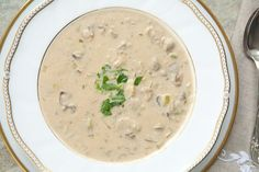 I do enjoy a good seafood bisque or stew... Oyster Stew recipe from Simply Recipes