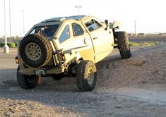 DARPA completes XC2V crowdsourced vehicle | Other | Car  I think this is the Local Motors entry