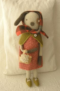 Shopping In Wool Slippers by Sweetnellie, via Flickr
