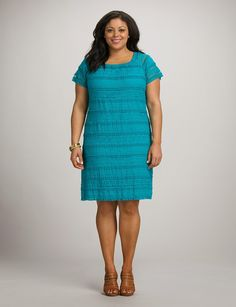 Display your feminine side with a romantic, plus size lace dress from dressbarn. These lace dresses are designed with your full figure in mind for a flattering fit. From lace midi to maxi, dressbarn has your favorite styles. Turquoise Lace Dresses, Caps For Women, Stretch Lace, Cap Sleeves, Short Sleeve Dresses, Plus Size, Womens Fashion, Casual, Clothes