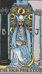 Image result for the high priestess