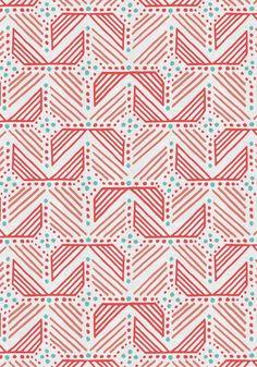 Big Kite Wallpaper, Defiant Reverse Malibu Surprise, designed by Katja Ollendorff and featured on Guildery
