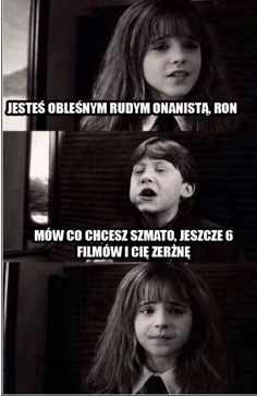 Harry Potter Universal, Harry Potter Memes, Life Humor, Man Humor, Best Memes, Funny Memes, Polish Memes, Funny Stories, Really Funny