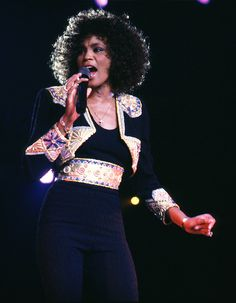 Nippy-   ....the Whitney she'd end up hating.