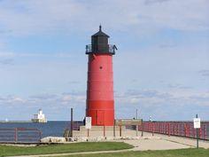 Milwaukee Pierhead Lighthouse, Milwaukee, WI
