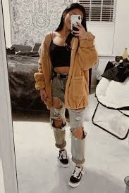 25 +> zapatos casuales zapatos de mujer hechos a mano diy 2019 zapatos casuales - . Teenage Outfits, Retro Outfits, Outfits For Teens, Stylish Outfits, Girl Outfits, School Outfits, Cute Fall Outfits, Simple Outfits, Winter Outfits