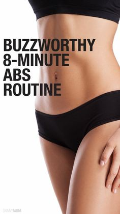 Get a stronger core with this ab workout.