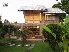 Review : เปลี่ยนบ้านไม้เก่าๆ ให้กลายเป็นร้านกาแฟแนวธรรมชาติ บรรยากาศน่านั่งสุดๆ | NaiBann.com