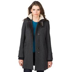 Grange Wool Coat - 025 - Coats, from Tommy Hilfiger