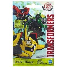 Transformers Robots in Disguise Tiny Titans Series 6 Blind Bag Mini
