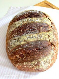 Frisch gebackenes Brot und der Duft im ganzen Haus ist einfach unschlagbar. Hier habe ich ein Brot für Euch, in welchem ich nur Dinkel verarbeitet habe. Es ist super knusprig und eines unserer Lieblin