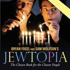 Jewtopia: The Chosen Audiobook for the Chosen People From the creators of the smash hit play comes the ultimate audiobook of Jewish humor a hysterical guide to Judaism that explores all of the religions stereotypes history and shameless guilt trips. - Humor Audiobook #HumorAudiobook Jewish Humor, Guilt Trips, Best Audiobooks, European History, Judaism, Military History, Audio Books, Comedy, Religion
