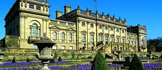 Harewood House - Once home of 'The Yorkshire Princess'