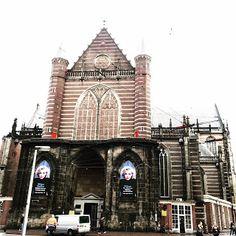 FrauMB far far away: Amsterdam Nieuwe Kerk