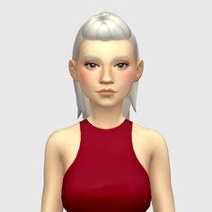 Sims 4 CC's - The Best: Hair by Wildlyminiaturesandwich