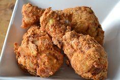 How to make KFC's crispy drumsticks.
