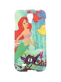 HOTTOPIC.COM - Disney The Little Mermaid Under The Sea Galaxy 4 Phone Case