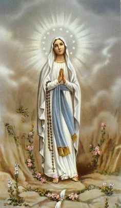 Jesus And Mary Pictures, Mother Mary Images, Catholic Pictures, Images Of Mary, Mary And Jesus, Angel Pictures, Jesus Mother, Blessed Mother Mary, Blessed Virgin Mary